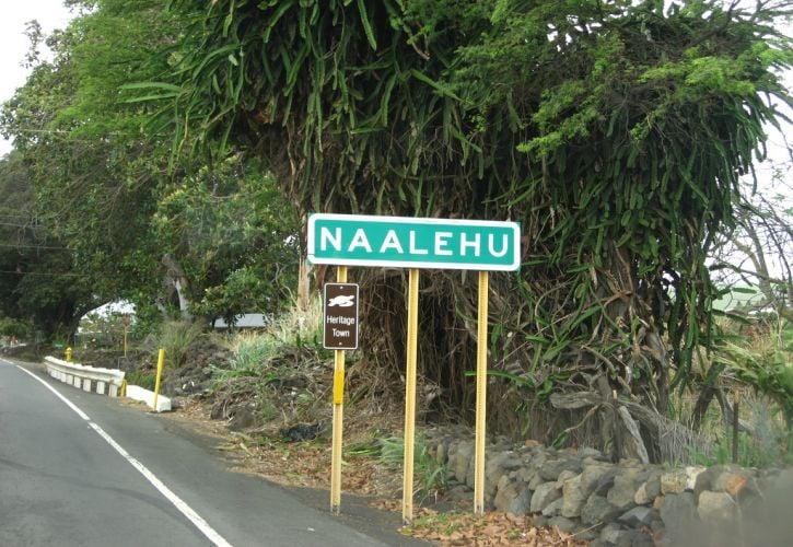 Naalehu, Hawaii County