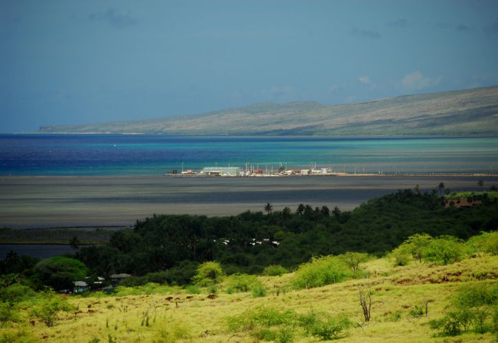 Kaunakakai, Molokai