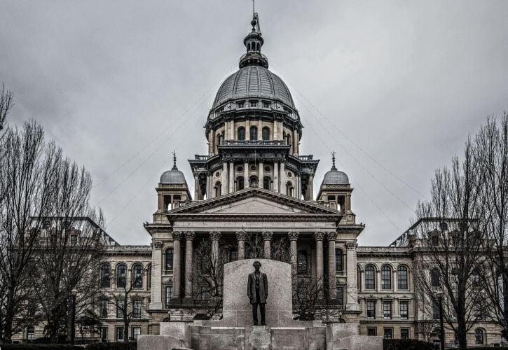 Illinois State Capitol, Springfield