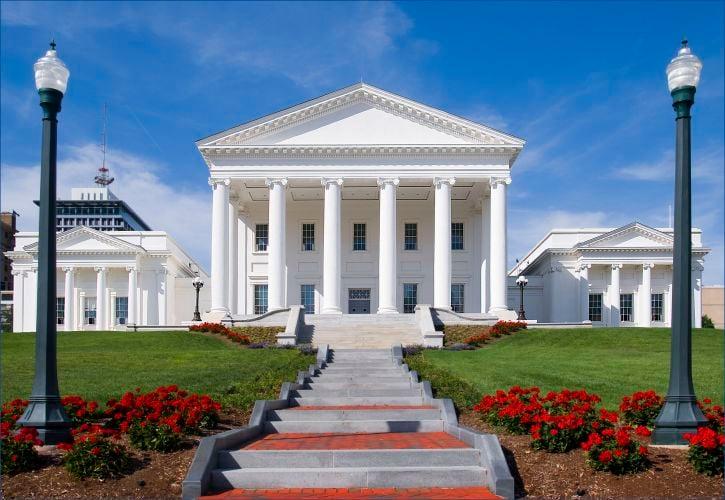 Virginia State Capitol, Richmond