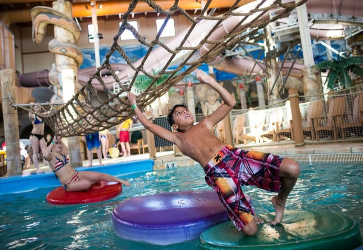 Wisconsin Dells Water Parks at Chula Vista Resort