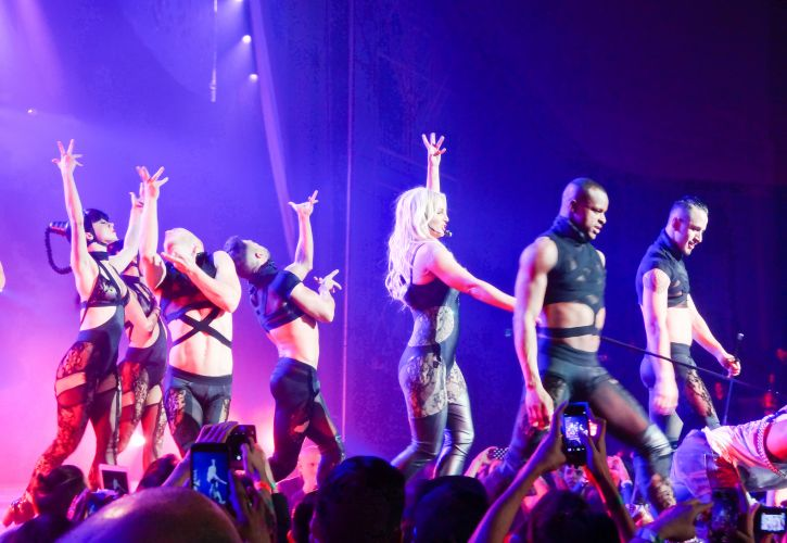 Britney: Piece of Me at Planet Hollywood