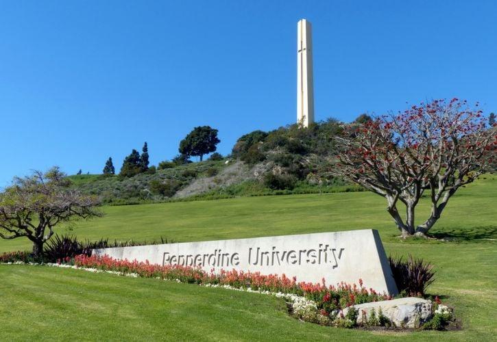 Pepperdine University, Malibu, CA