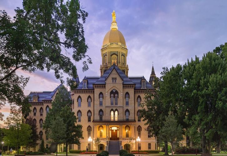 University of Notre Dame, South Bend, IN