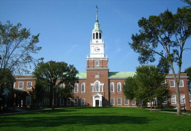 Dartmouth College, Hanover, NH