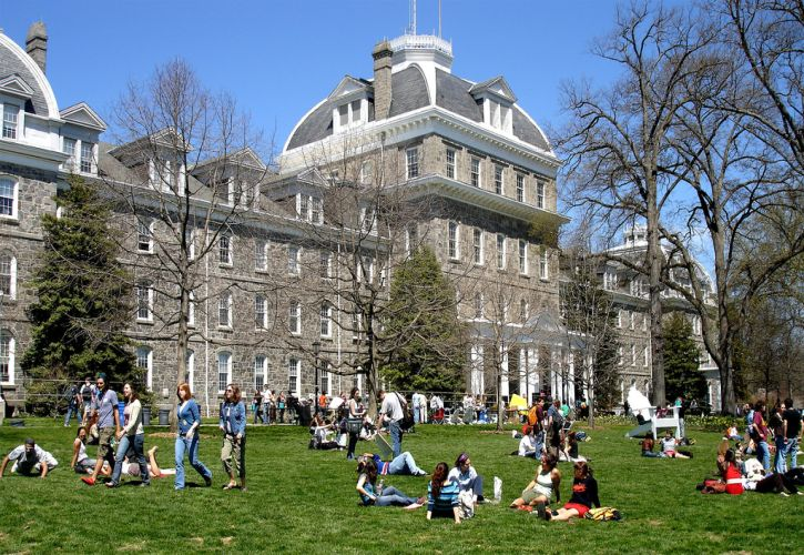 Swarthmore College, Swarthmore, PA