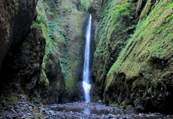 Oneonta Gorge, Oregon