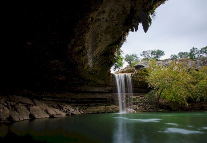 Hamilton Pool Preserve, Austin, Texas