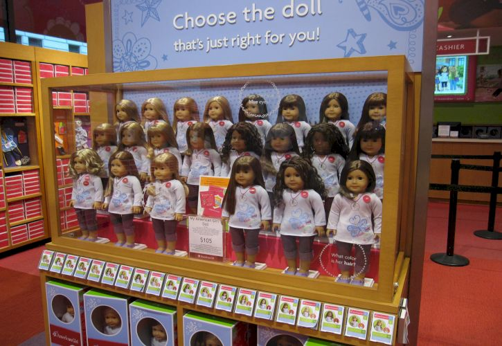 American Girl Place, Chicago, Illinois
