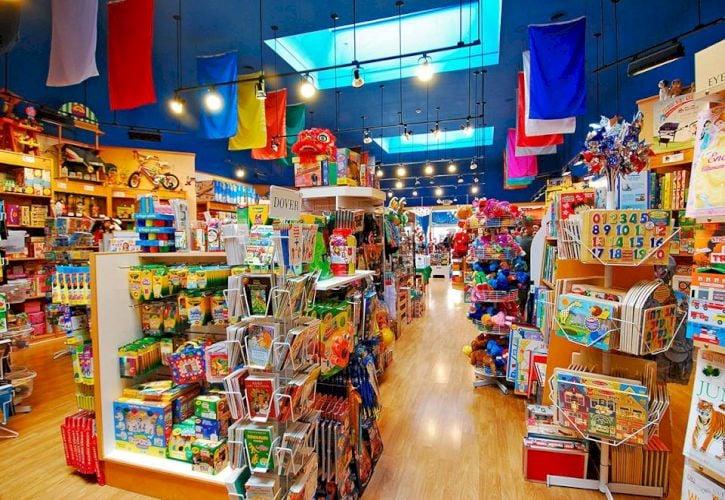 Ambassador Toys, San Francisco, California