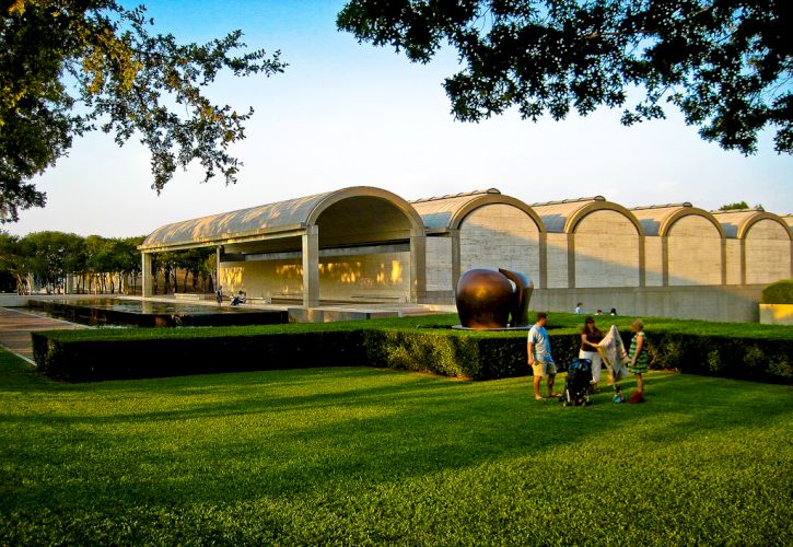 Kimbell Art Museum, Fort Worth