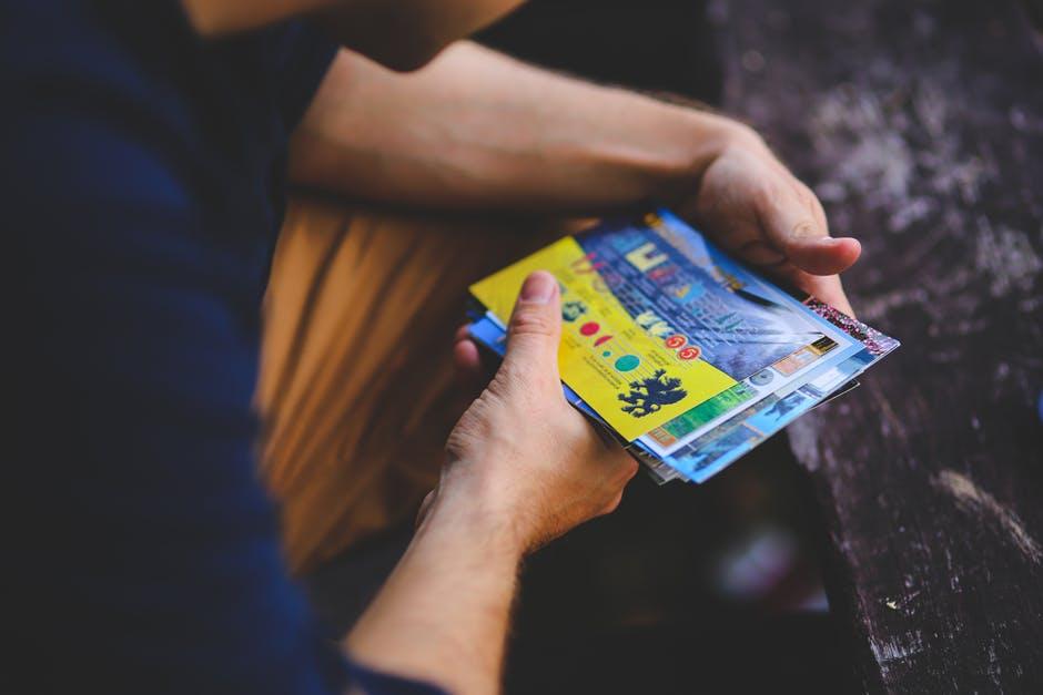 Make postcards