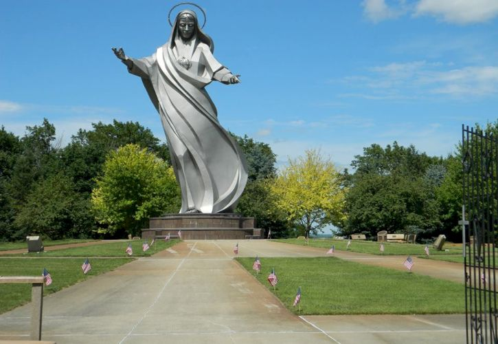 Trinity Heights Queen of Peace
