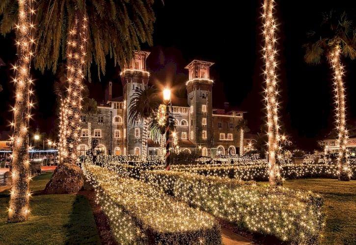 Night of Lights, St. Augustine, Florida