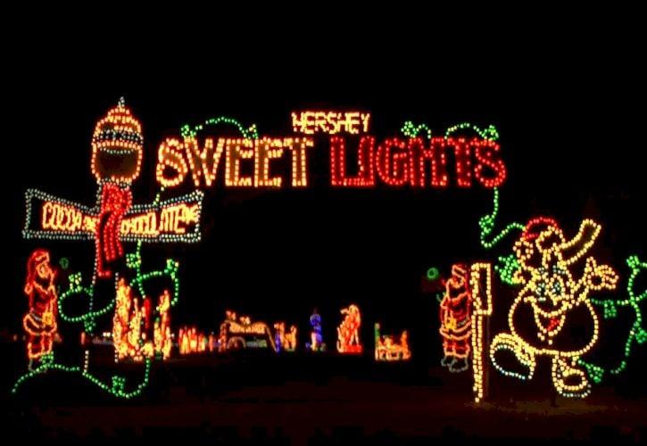 Sweet Lights, Hershey, Pennsylvania