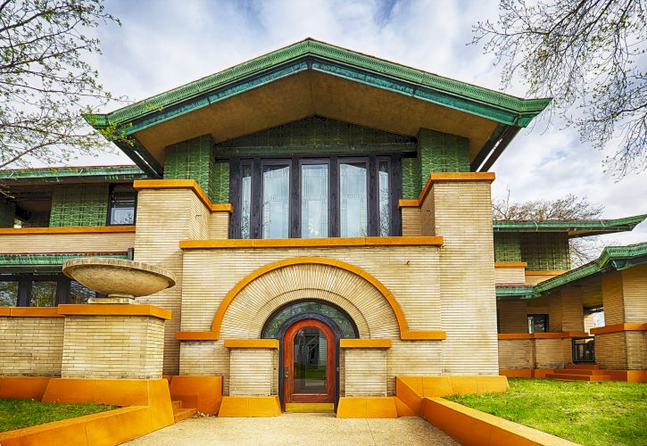 Dana-Thomas House, Springfield