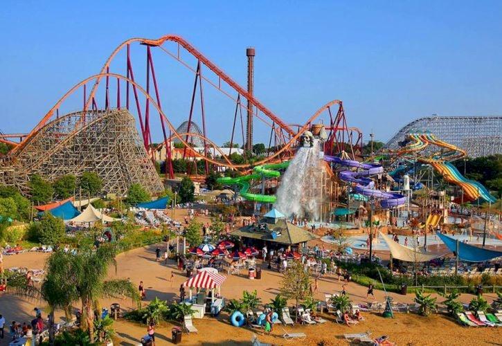 Six Flags Great America, Gurnee