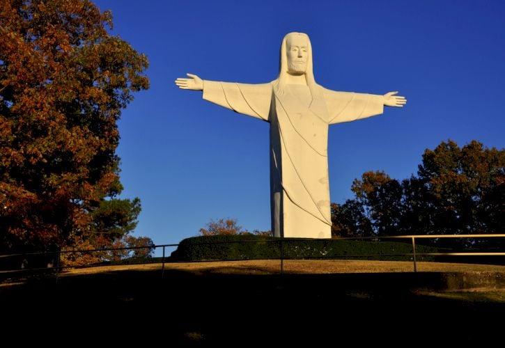 Christ of the Ozarks, Eureka Springs, Arkansas
