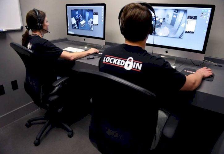Locked In: The Birmingham Escape Game - Birmingham, Alabama