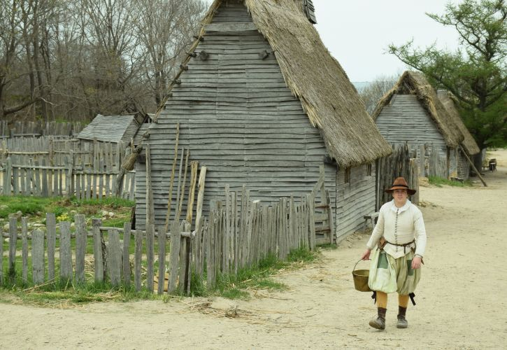 Plimoth Plantation, Plymouth, Massachusetts