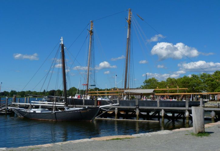 Mystic Seaport, Mystic, Connecticut