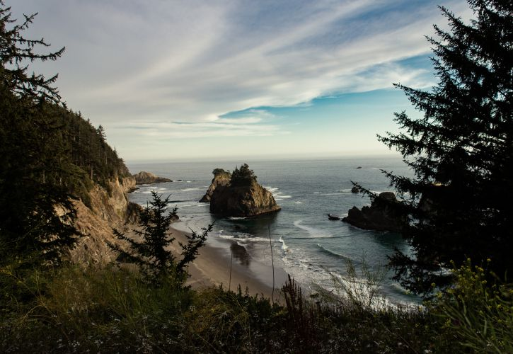 The Oregon Coast, Oregon