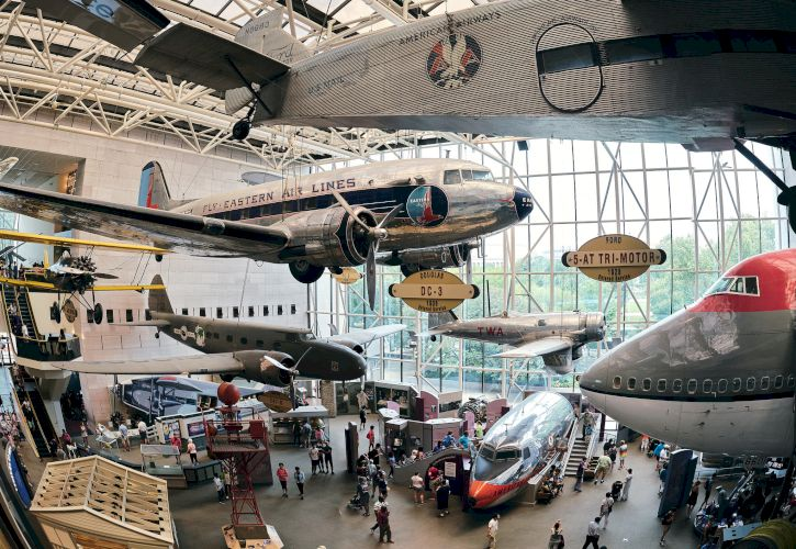 National Air and Space Museum: Washington DC
