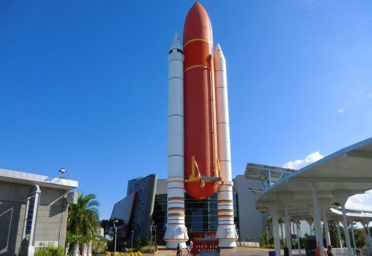 Kennedy Space Center Visitor Complex: Orlando, Florida