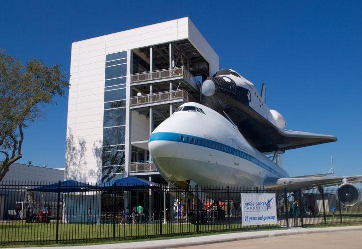 Space Center Houston: Houston, Texas