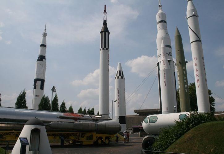 U.S. Space and Rocket Center: Huntsville, Alabama