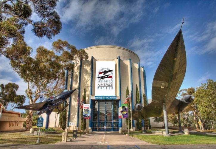 San Diego Air & Space Museum: San Diego, California