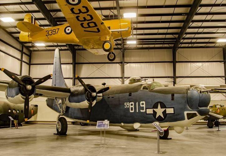 Pima Air & Space Museum: Tucson, Arizona