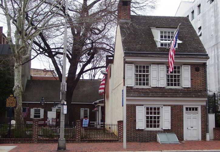 The Betsy Ross House, Philadelphia, Philadelphia