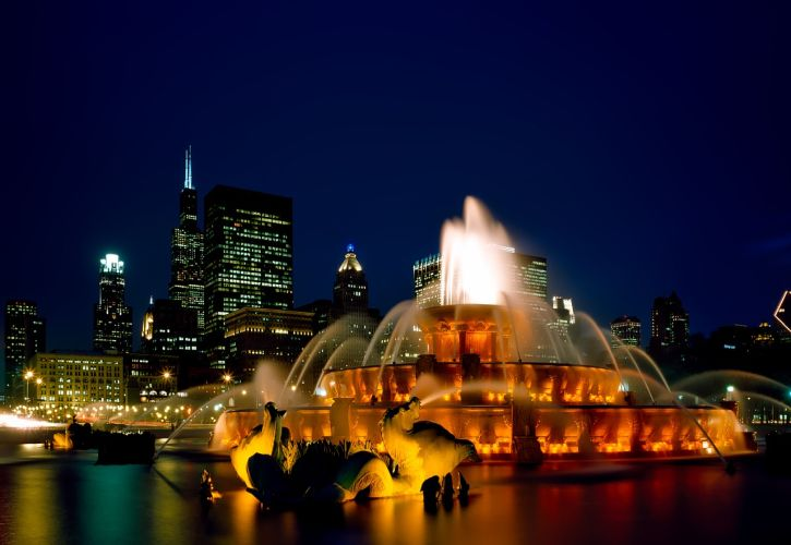 Buckingham Fountain – Chicago, Illinois