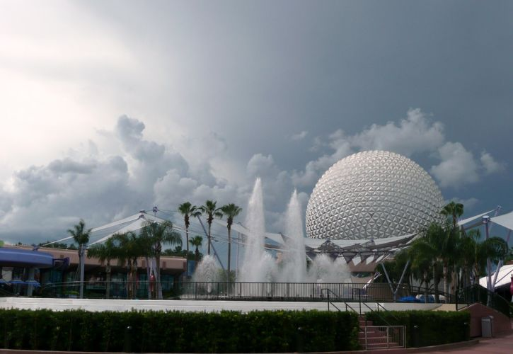 Fountain of Nations – Disney's Epcot, Florida