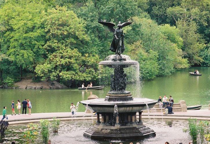 Bethesda Fountain – New York