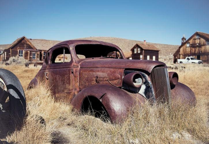 Bodie, California