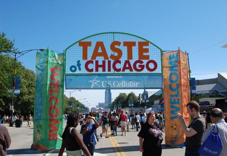 Taste of Chicago - Chicago, Illinois