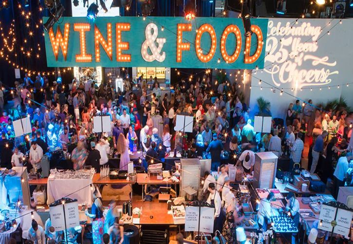 New Orleans Wine & Food Experience - New Orleans, Louisiana