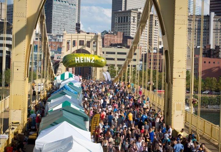 Picklesburgh Festival - Pittsburgh, Pennsylvania