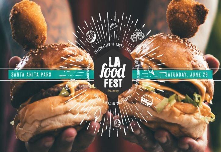 LA Food Fest - Los Angeles, California
