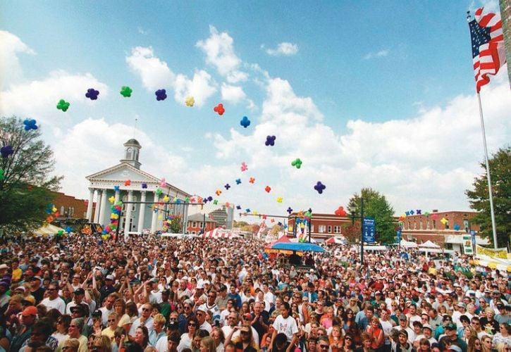 The Barbecue Festival - Lexington, North Carolina