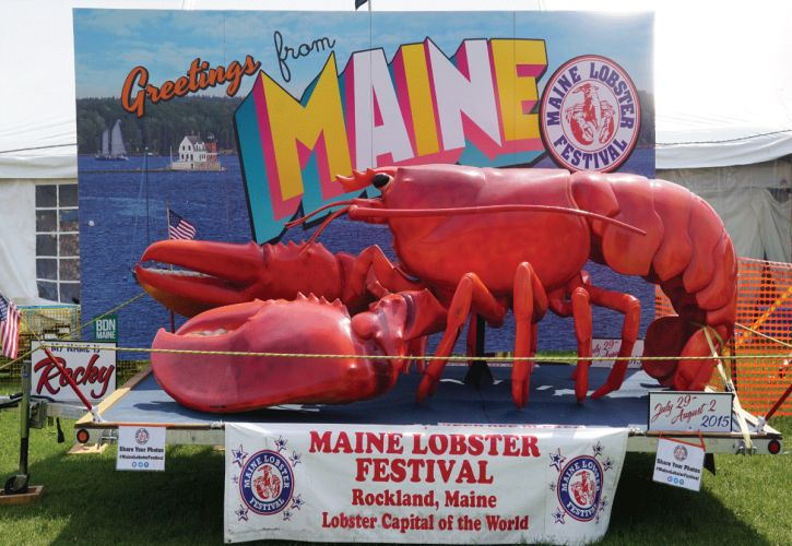 Maine Lobster Festival - Rockland, Maine