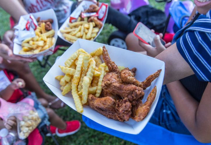 National Fried Chicken Fest - New Orleans, Louisiana