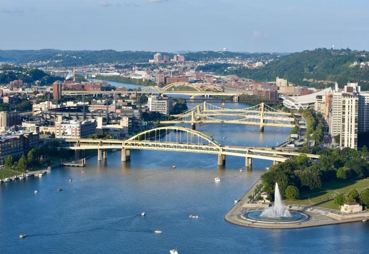 Allegheny River, Pennsylvania