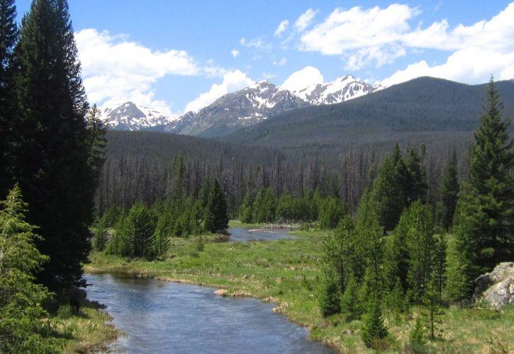 Colorado River Headwaters Trail