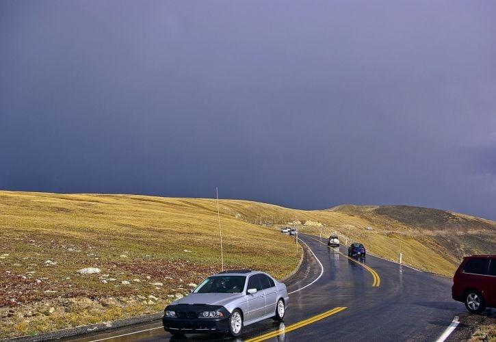 Drive the Trail Ridge Road