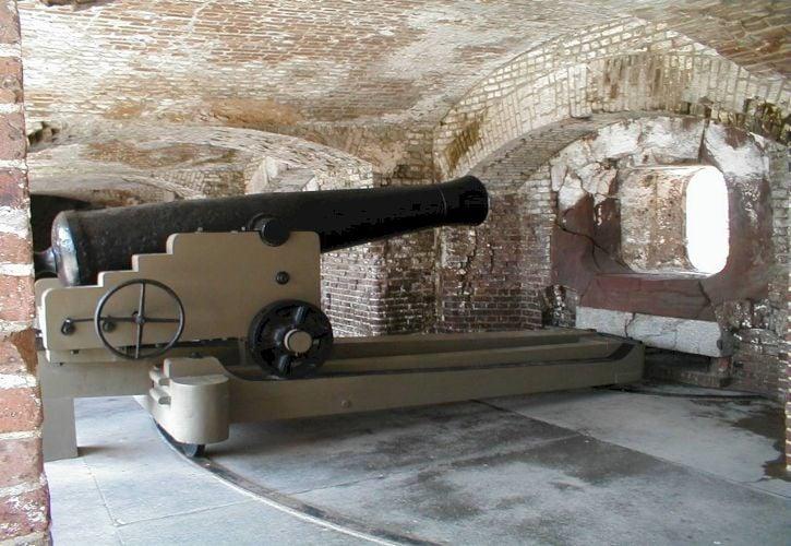 Fort Sumter National Historical Park, Charleston, South Carolina