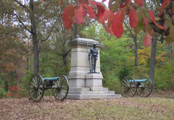 Shiloh National Military Park, Shiloh, Tennessee