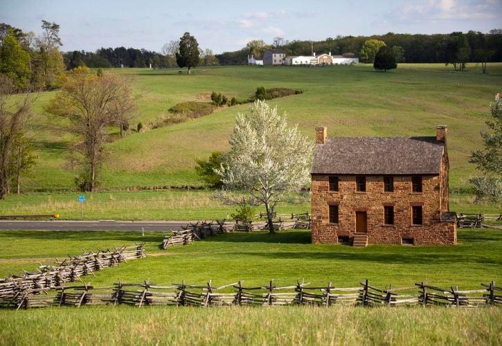 Manassas National Battlefield Park, Manassas, Virginia